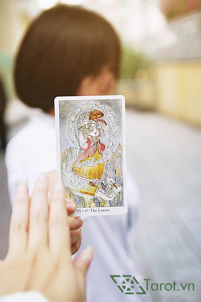 Truyện Ngắn Tarot: Reader