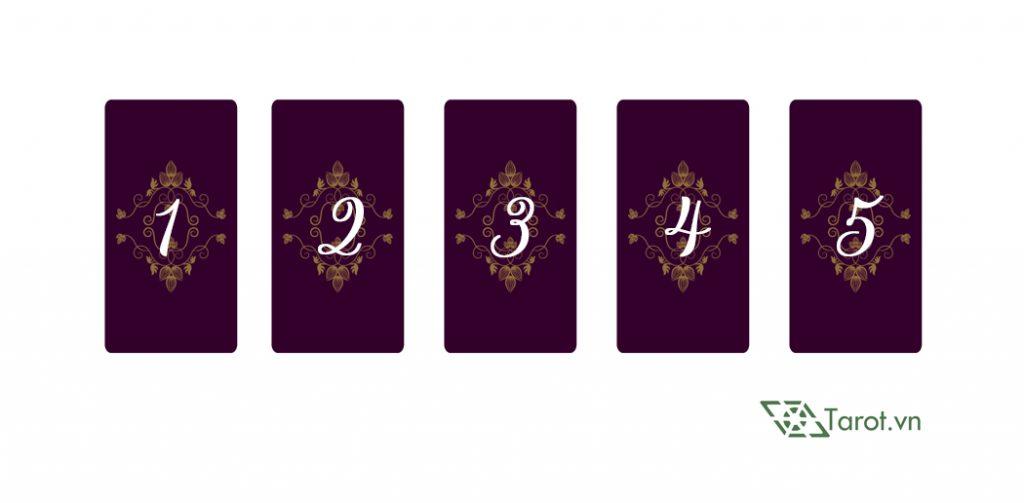 Trải Bài Tarot - Pamela Colman Smith 1