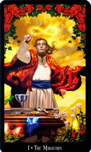 Witches Tarot - Sách Hướng Dẫn 2