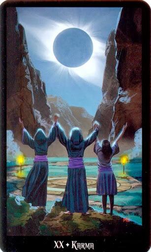 Witches Tarot - Sách Hướng Dẫn 21