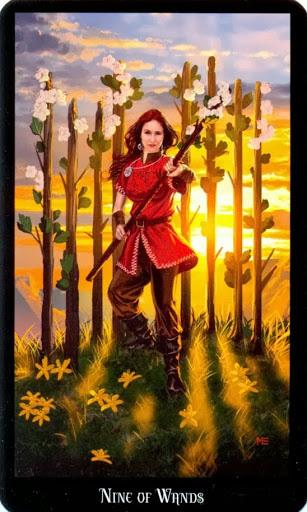 Witches Tarot - Sách Hướng Dẫn 31