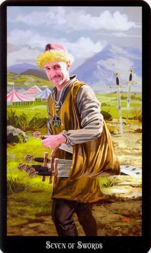Witches Tarot - Sách Hướng Dẫn 57