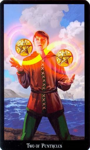 Witches Tarot - Sách Hướng Dẫn 66