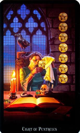 Witches Tarot - Sách Hướng Dẫn 72
