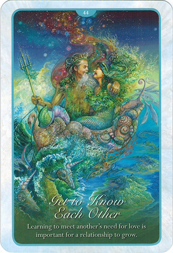 Whispers of Love Oracle Cards - Sách Hướng Dẫn 44