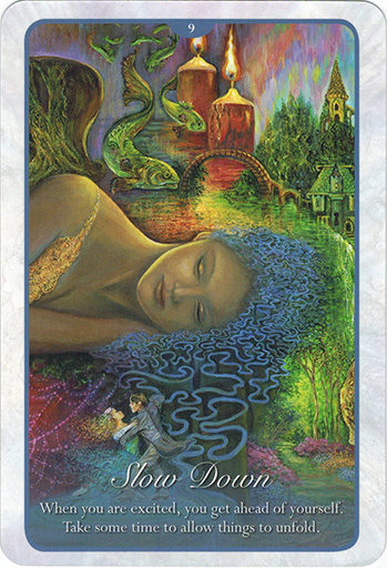 Whispers of Love Oracle Cards - Sách Hướng Dẫn 9
