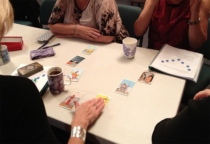 Trở Thành Người Giải Bài Tarot Chuyên Nghiệp 1