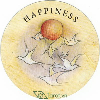 Tea Leaf Fortune Cards - Sách Hướng Dẫn Bói Trà 197