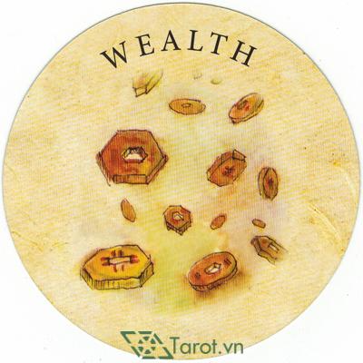 Tea Leaf Fortune Cards - Sách Hướng Dẫn Bói Trà 200