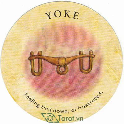 Lá Yoke - Bộ Bài Tea Leaf Fortune Cards 1