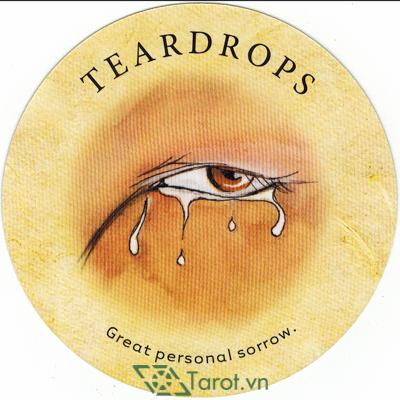 Tea Leaf Fortune Cards - Sách Hướng Dẫn Bói Trà 154