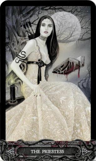 Tarot of Vampyres - Sách Hướng Dẫn 3