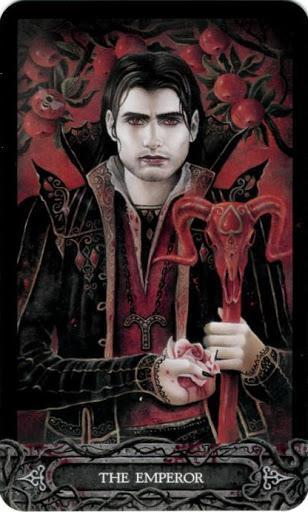 Tarot of Vampyres - Sách Hướng Dẫn 5