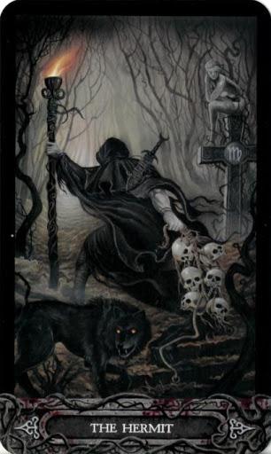 Tarot of Vampyres - Sách Hướng Dẫn 10
