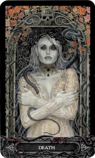 Tarot of Vampyres - Sách Hướng Dẫn 14