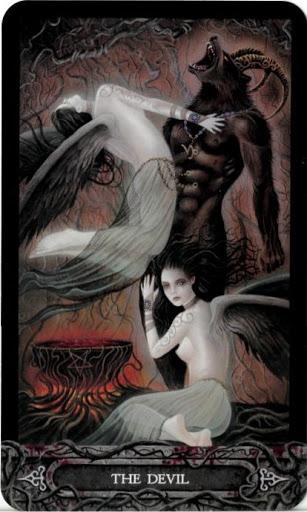 Tarot of Vampyres - Sách Hướng Dẫn 16