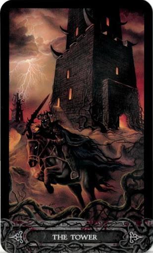 Tarot of Vampyres - Sách Hướng Dẫn 17