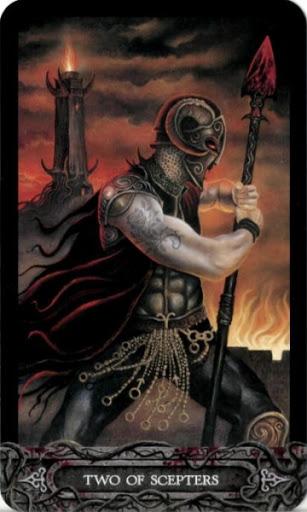 Tarot of Vampyres - Sách Hướng Dẫn 24