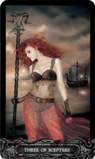 Tarot of Vampyres - Sách Hướng Dẫn 25