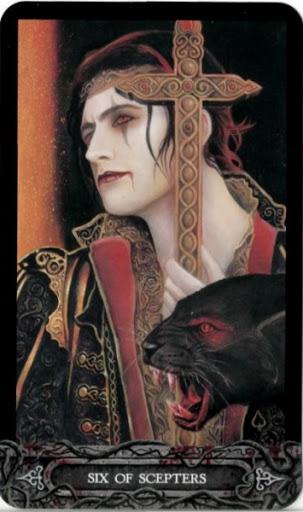 Tarot of Vampyres - Sách Hướng Dẫn 28