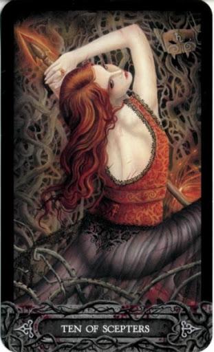 Tarot of Vampyres - Sách Hướng Dẫn 32