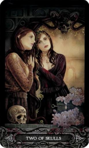 Tarot of Vampyres - Sách Hướng Dẫn 66