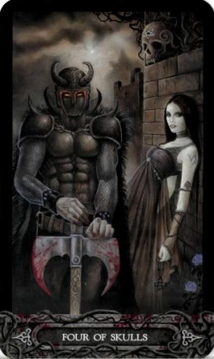 Tarot of Vampyres - Sách Hướng Dẫn 68