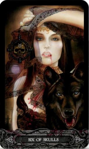 Tarot of Vampyres - Sách Hướng Dẫn 70