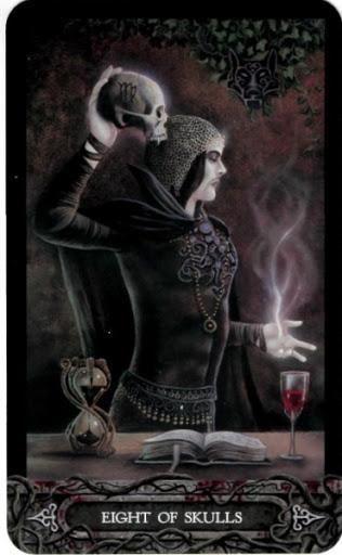 Tarot of Vampyres - Sách Hướng Dẫn 72