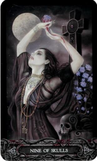 Tarot of Vampyres - Sách Hướng Dẫn 73