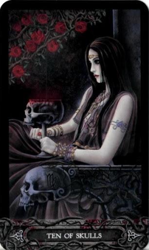 Tarot of Vampyres - Sách Hướng Dẫn 74