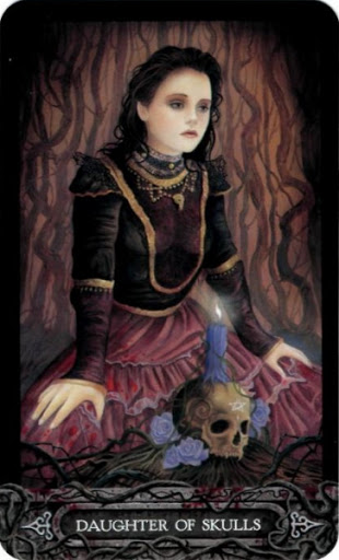 Tarot of Vampyres - Sách Hướng Dẫn 75