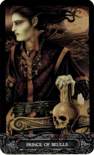 Tarot of Vampyres - Sách Hướng Dẫn 76