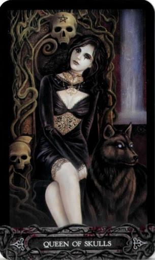 Tarot of Vampyres - Sách Hướng Dẫn 77