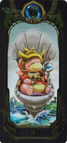 of cups - pokemon tarot