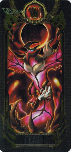death - pokemon tarot