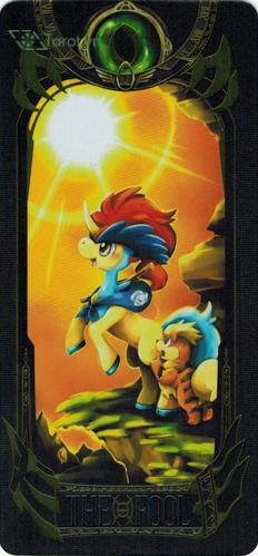 the fool - pokemon tarot