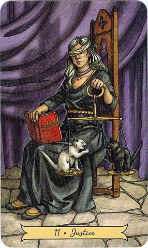 Everyday Witch Tarot - Sách Hướng Dẫn 12