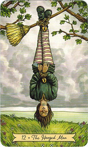 Everyday Witch Tarot - Sách Hướng Dẫn 13