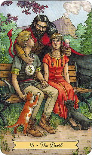 Everyday Witch Tarot - Sách Hướng Dẫn 16