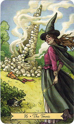 Everyday Witch Tarot - Sách Hướng Dẫn 17