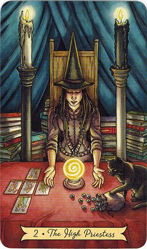 Everyday Witch Tarot - Sách Hướng Dẫn 3