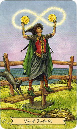 Everyday Witch Tarot - Sách Hướng Dẫn 66