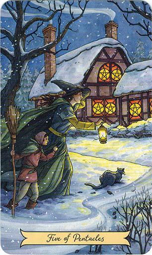 Everyday Witch Tarot - Sách Hướng Dẫn 69