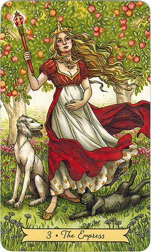 Everyday Witch Tarot - Sách Hướng Dẫn 4