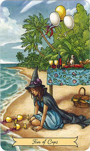 Everyday Witch Tarot - Sách Hướng Dẫn 41