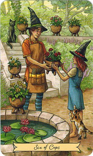 Everyday Witch Tarot - Sách Hướng Dẫn 42