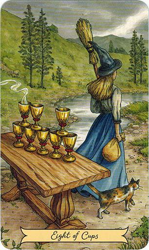 Everyday Witch Tarot - Sách Hướng Dẫn 44