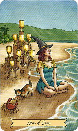 Everyday Witch Tarot - Sách Hướng Dẫn 45