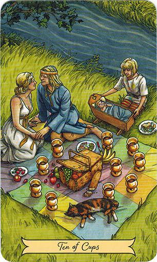 Everyday Witch Tarot - Sách Hướng Dẫn 46